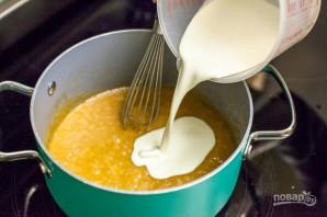 Простой карамельный соус - фото шаг 5