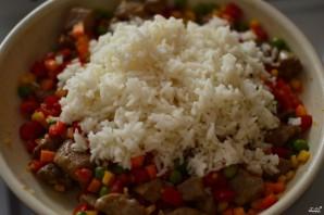Рис со свининой - фото шаг 9