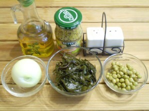 Салат быстро и недорого - фото шаг 1