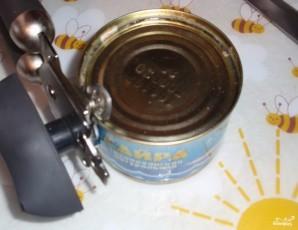 Уха из консервы - фото шаг 5
