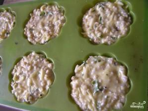 Кексы из муки из зеленой гречки - фото шаг 3
