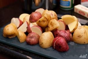 Пюре из молодого картофеля - фото шаг 1