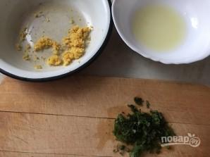 Лимонно-мятные маффины на сметане - фото шаг 2
