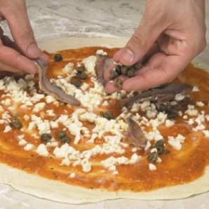 Пицца по Римски - фото шаг 6