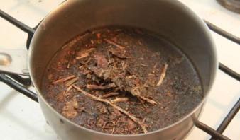 Калмыцкий чай - фото шаг 1