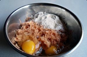 Колдуны с мясом - фото шаг 4
