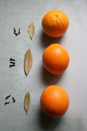 Апельсиновое вино - фото шаг 1
