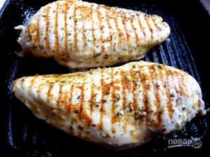 Курица с фасолью в томатном соусе - фото шаг 6