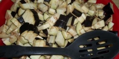 Баклажаны под грибы на зиму - фото шаг 2