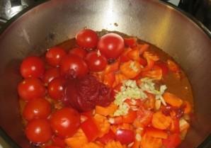 Венгерский суп в хлебе - фото шаг 2