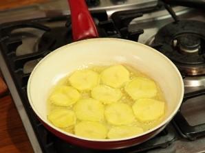 Отбивные на косточке с картошкой - фото шаг 1