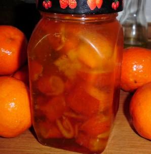Варенье из мандаринов с кожурой - фото шаг 4