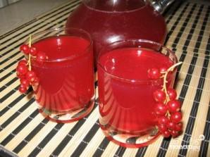 Кисель из красной смородины - фото шаг 5