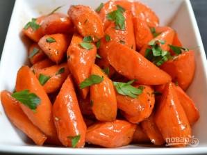 Карамелизированная морковь - фото шаг 8