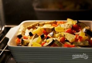 Овощи, запеченные в духовке - фото шаг 9