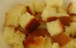 "Торт ""Арабские горки"" - фото шаг 4"
