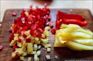 Мидии на сковороде - фото шаг 3