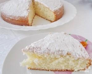 Пышное бисквитное тесто - фото шаг 6