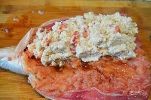 Голец с сыром и орехами - фото шаг 10