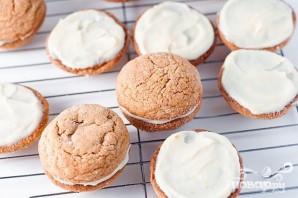 Имбирное печенье с кремом - фото шаг 4