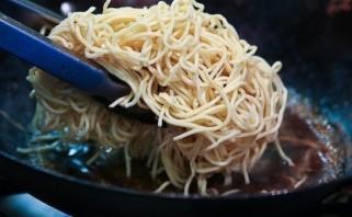 Лапша с говядиной по-китайски - фото шаг 6