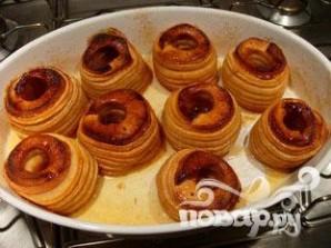 Печеные яблоки - фото шаг 5