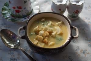 Суп гороховый с гренками - фото шаг 6