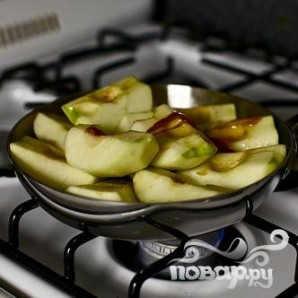 Тарт с яблоками - фото шаг 3