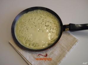 Вкусные блинчики на молоке - фото шаг 6