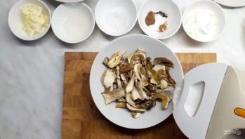 Грибная юшка (суп с грибами) - фото шаг 1