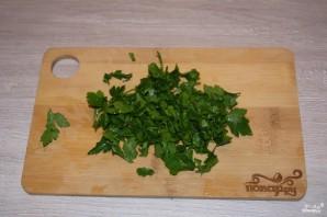Салат из редьки - фото шаг 5