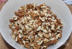 Кекс с сухофруктами и орехами - фото шаг 3
