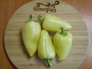 Болгарский перец на зиму - фото шаг 1