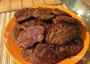 Котлеты из печени говядины - фото шаг 8