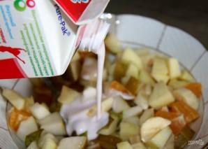 Диетический фруктовый салат - фото шаг 5