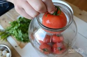 Малосольные помидоры по-грузински - фото шаг 4