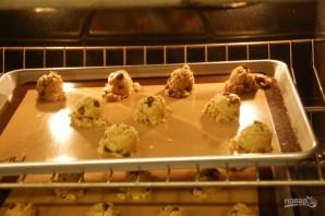 Печенье с картофельными чипсами и шоколадом - фото шаг 6