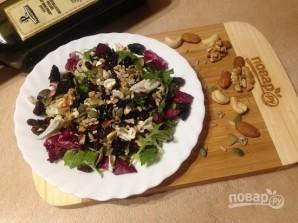 Очищающий салат - фото шаг 4