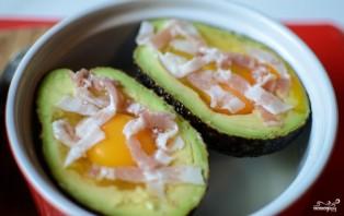 Запеченные фаршированные авокадо - фото шаг 5