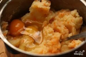 Картофельная запеканка с курицей и шпинатом - фото шаг 3