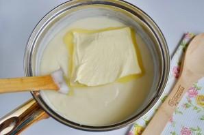"""Торт """"Наполеон"""" классический (из домашнего теста) - фото шаг 13"""