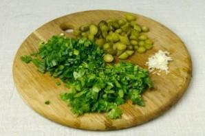Салат к мартини - фото шаг 4