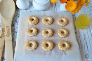 Воздушное печенье медовое - фото шаг 6
