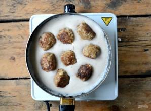 Шведский пирог с фрикадельками - фото шаг 10