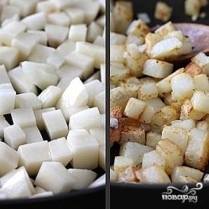 Рыбная запеканка с картофелем - фото шаг 3