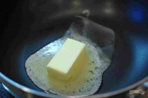 Сливочный шпинат в духовке - фото шаг 3