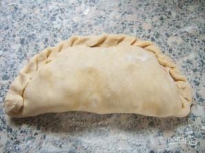 Пирожки с картофелем и шампиньонами - фото шаг 4