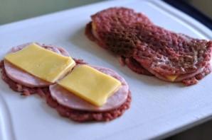 Свинина жареная с сыром - фото шаг 2
