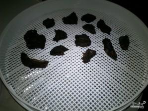 Мясные чипсы - фото шаг 3