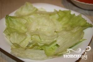 Прага салат - фото шаг 4